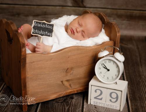 Krankenhausbabyfotografie – ein ganz eigenes Thema ;)